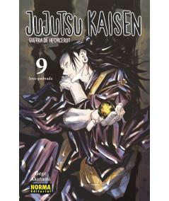 JUJUTSU KAISEN 9 Comic y Manga
