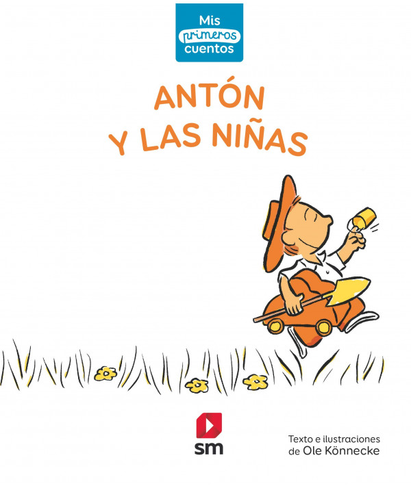 ANTÓN Y LAS NIÑAS Infantil