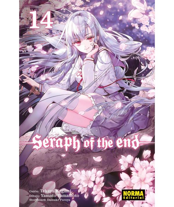 SERAPH OF THE END 14 Comic y Manga