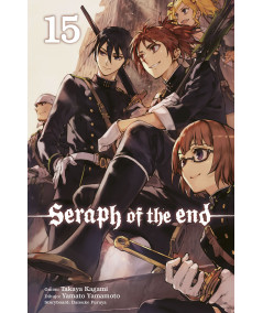 SERAPH OF THE END 15 Comic y Manga