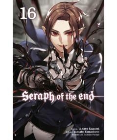 SERAPH OF THE END 16 Comic y Manga
