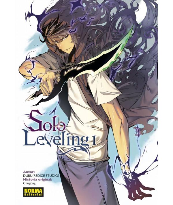 SOLO LEVELING 1 Comic y Manga