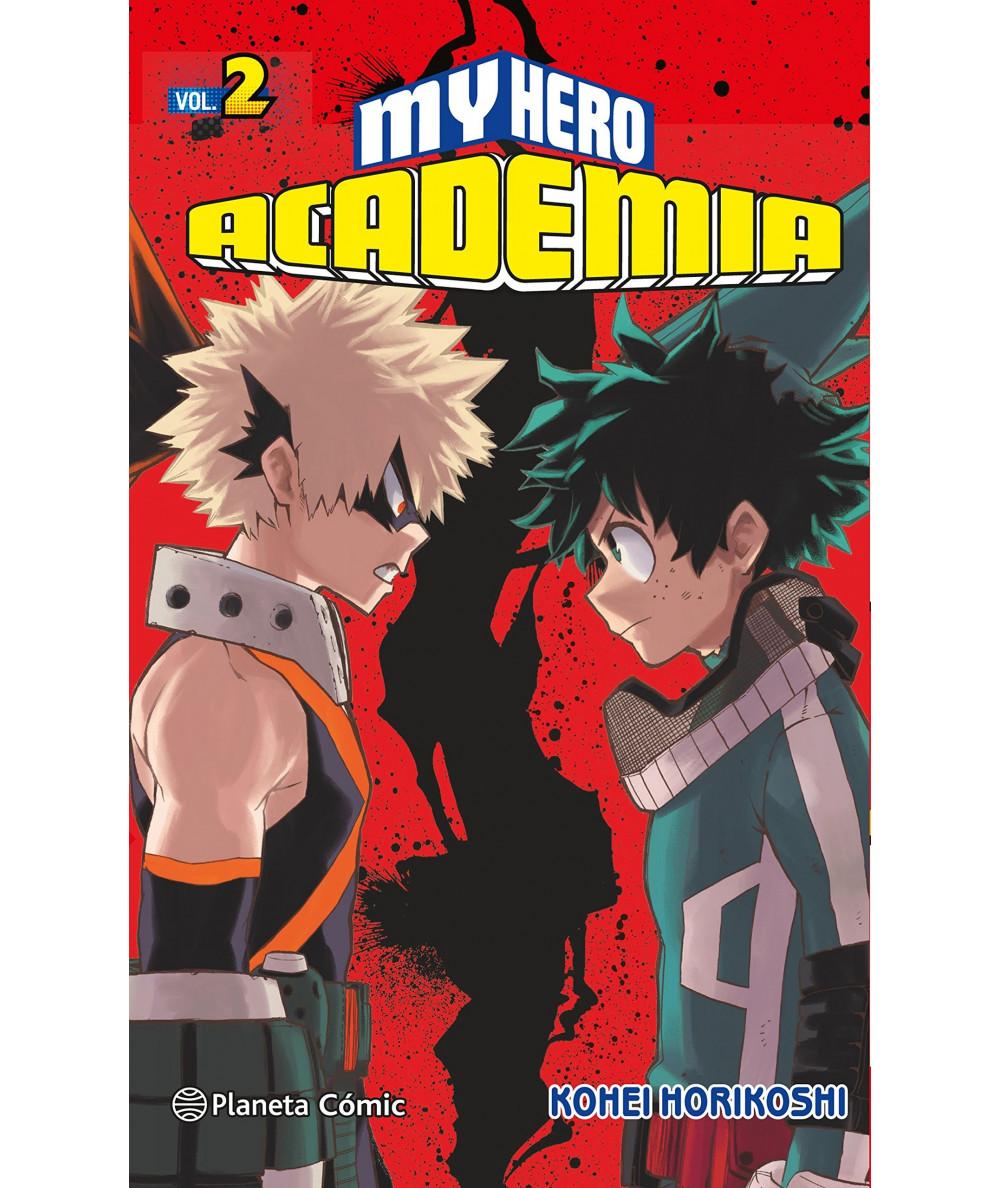 MY HERO ACADEMIA 2 Comic y Manga