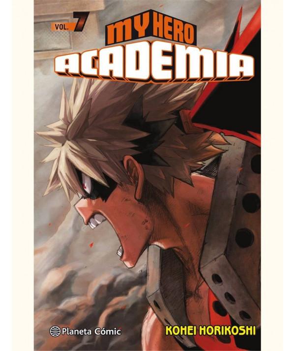 MY HERO ACADEMIA 7 Comic y Manga