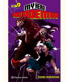 MY HERO ACADEMIA 9 Comic y Manga