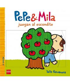 PEPE Y MILA JUEGAN AL ESCONDITE Infantil