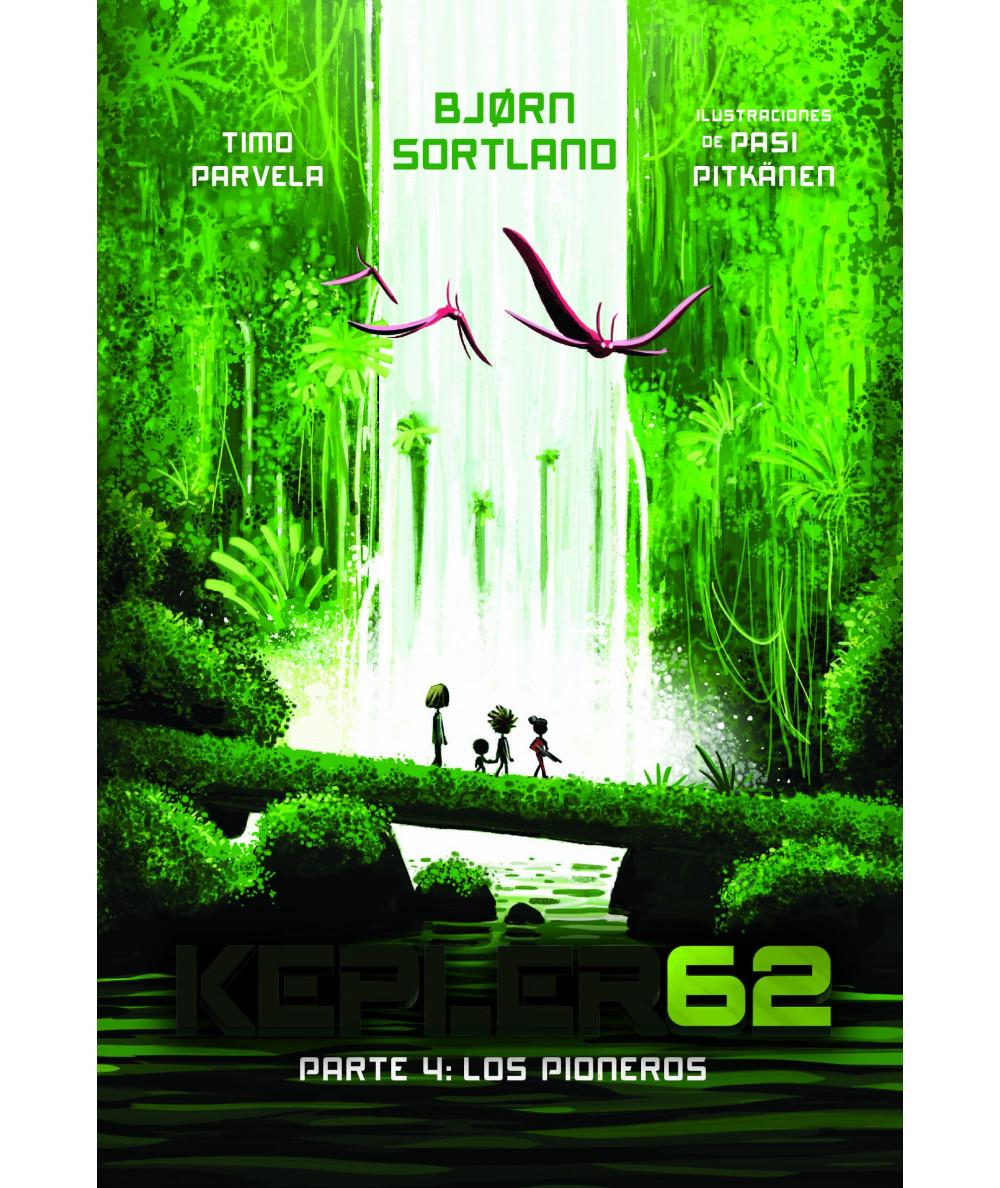 KEPLER 62. PARTE 4: LOS PIONEROS Infantil