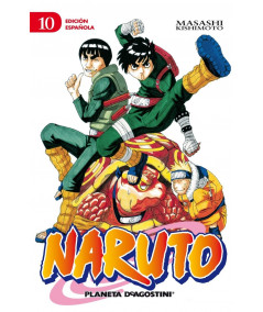 NARUTO 10 Comic y Manga