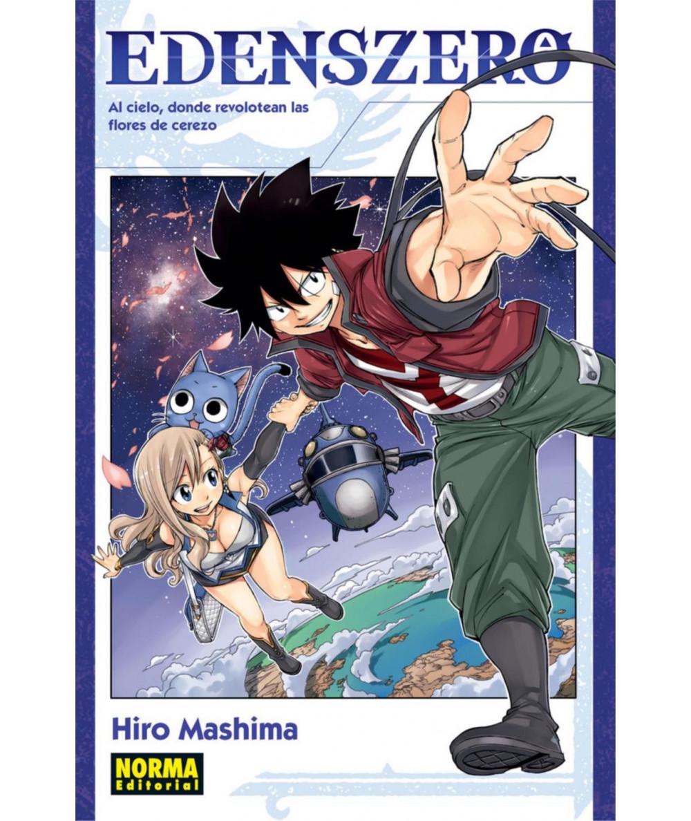 EDENS ZERO 1 Comic y Manga