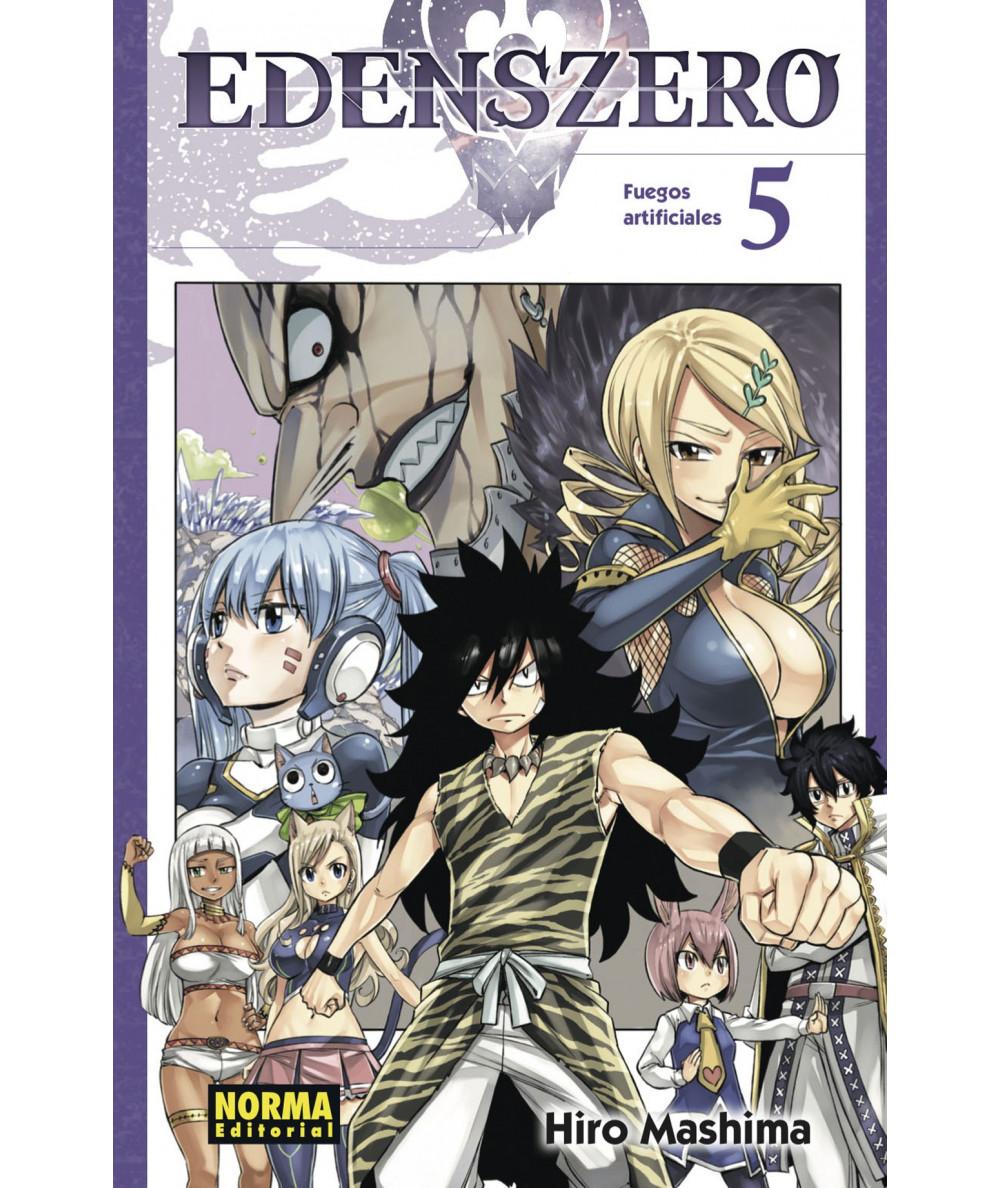 EDENS ZERO 5 Comic y Manga