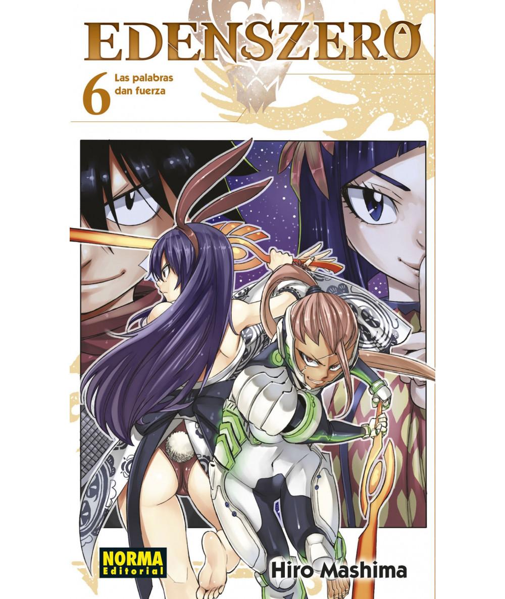 EDENS ZERO 6 Comic y Manga