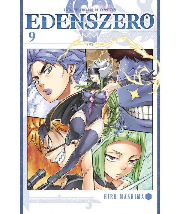 EDENS ZERO 9 Comic y Manga