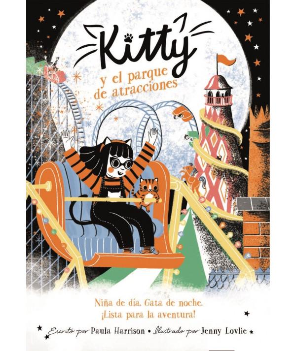 KITTY Y EL PARQUE DE ATRACCIONES Infantil
