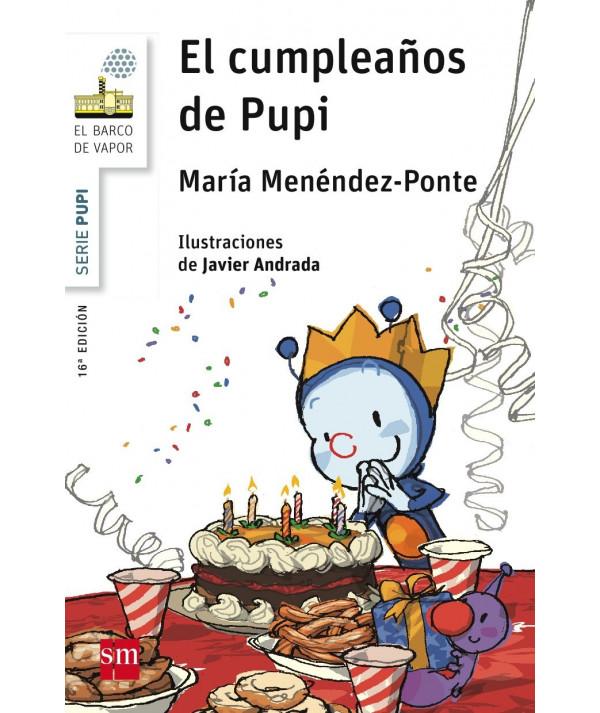 EL CUMPLEAÑOS DE PUPI Infantil