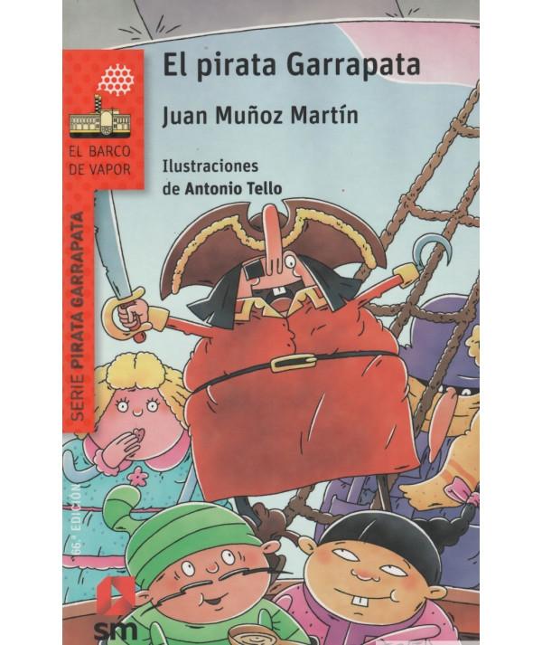 EL PIRATA GARRAPATA Infantil