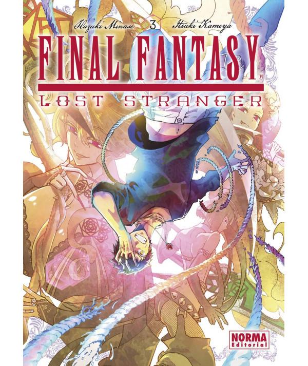 FINAL FANTASY LOST STRANGER 3 Comic y Manga
