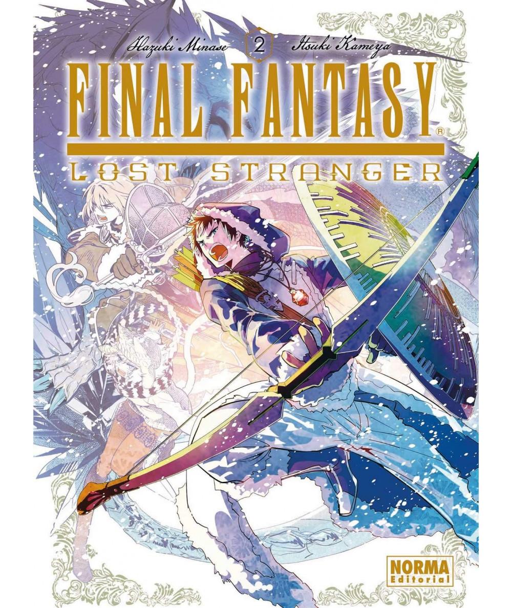 FINAL FANTASY LOST STRANGER 2 Comic y Manga
