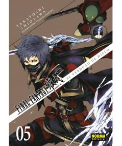 FINAL FANTASY TYPE-0. EL VERDUGO DE HIELO 5 Comic y Manga