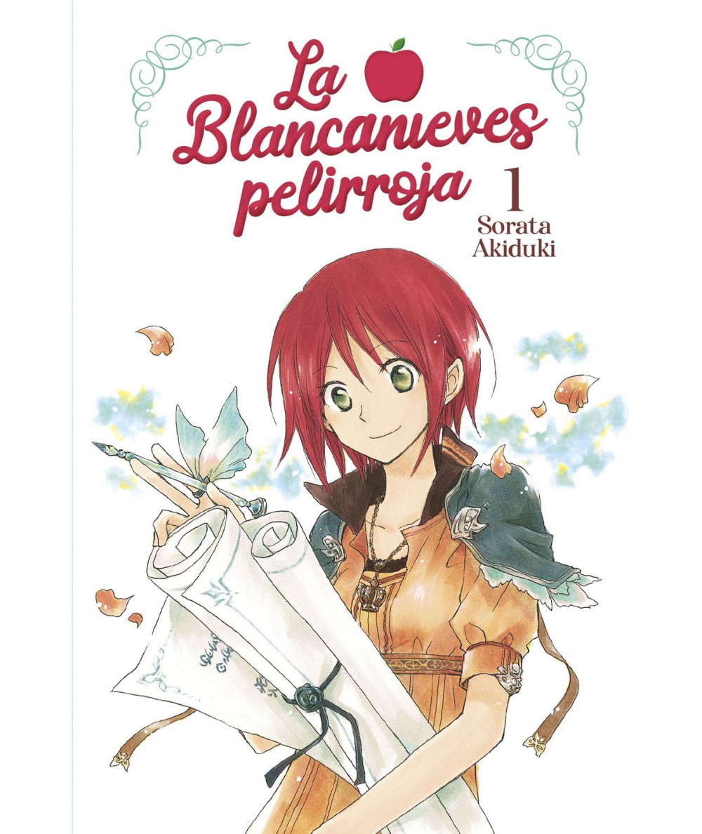 LA BLANCANIEVES PELIRROJA 1 Comic y Manga