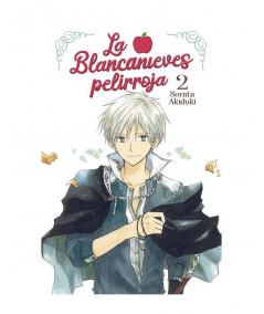 LA BLANCANIEVES PELIRROJA 2 Comic y Manga