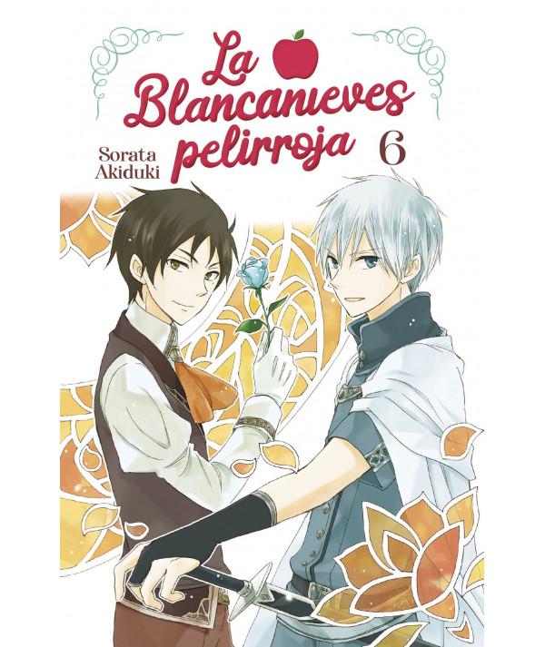 LA BLANCANIEVES PELIRROJA 6 Comic y Manga