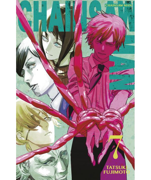 CHAINSAW MAN 7 Comic y Manga