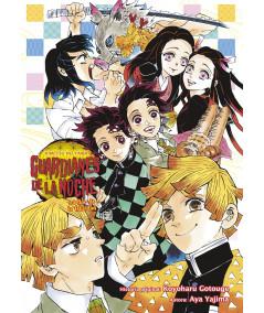 GUARDIANES DE LA NOCHE: LA FLOR DE LA FELICIDAD. NOVELA Comic y Manga