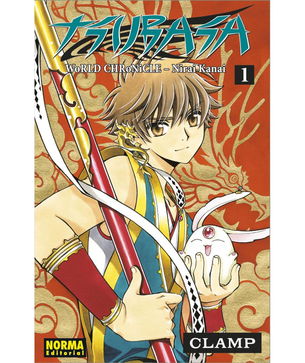 TSUBASA WORLD CHRONICLE: NIRAI KANAI. COMPLETA Comic y Manga
