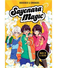 SAYONARA MAGIC 1. Magos en el colegio Infantil