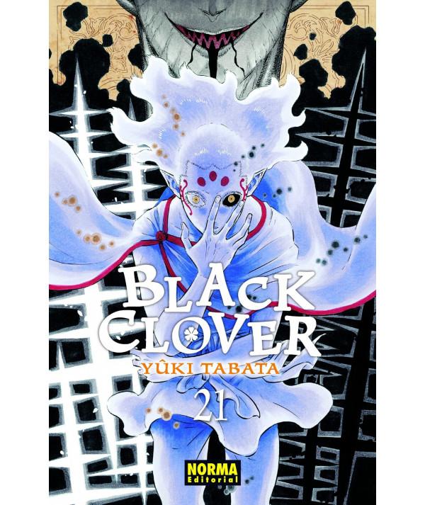 BLACK CLOVER 21 Comic y Manga