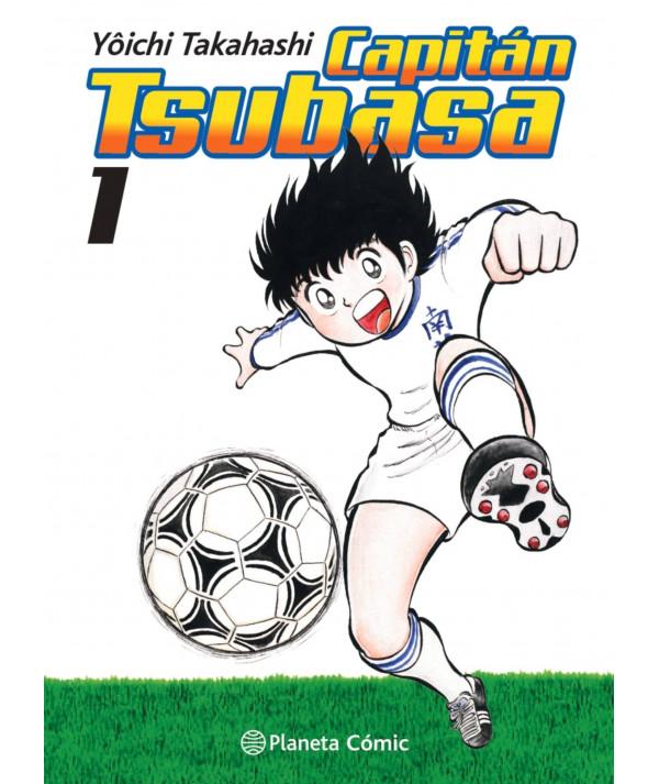 CAPITAN TSUBASA 1 Comic y Manga