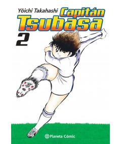CAPITAN TSUBASA 2 Comic y Manga