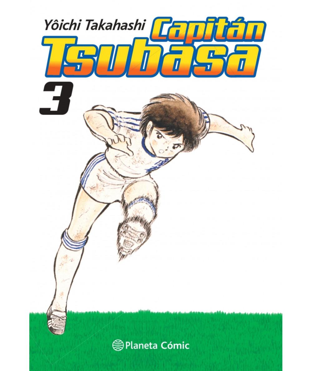 CAPITAN TSUBASA 3 Comic y Manga