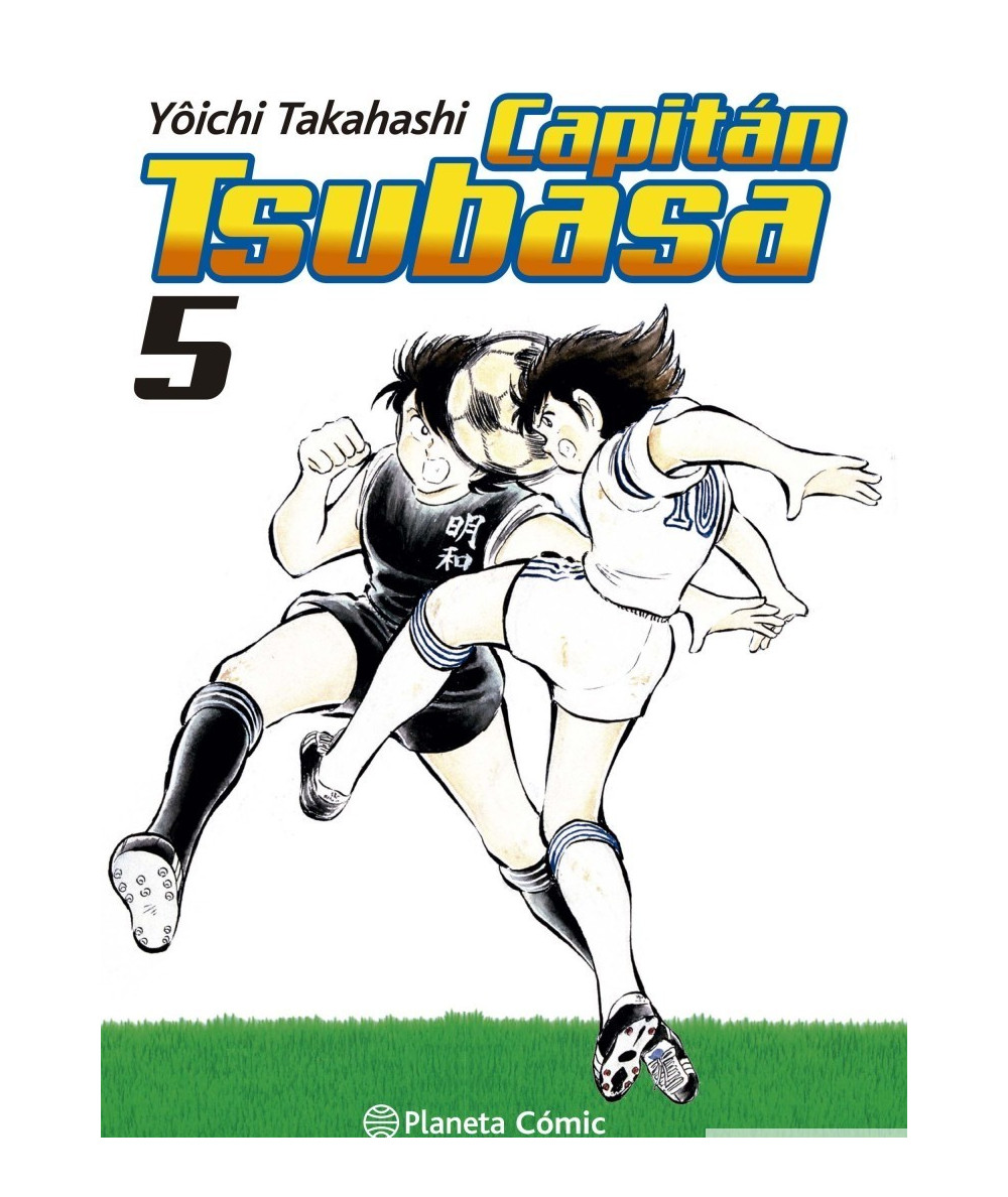 CAPITAN TSUBASA 5 Comic y Manga