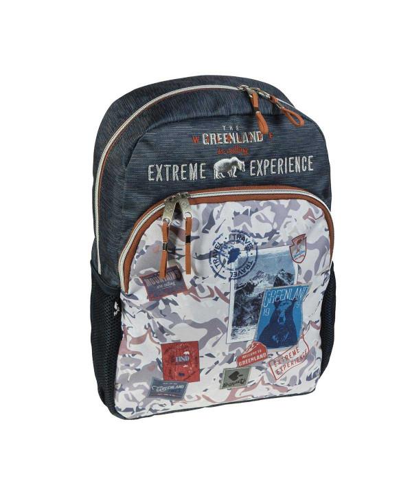 Mochila Escolar Greenland Extreme Experience MOCHILAS JUVENILES