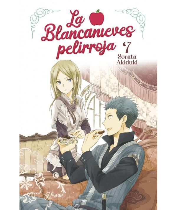 LA BLANCANIEVES PELIRROJA 7 Comic y Manga