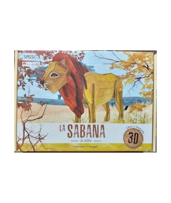 LA SABANA 3D MANOLITO BOOK