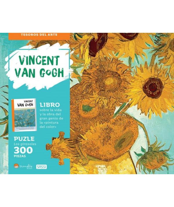 VICENT VAN GOGH - LOS GIRASOLES MANOLITO BOOK