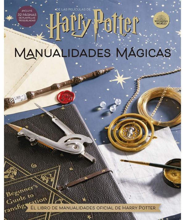 Harry Potter. Manualidades Mágicas Juvenil
