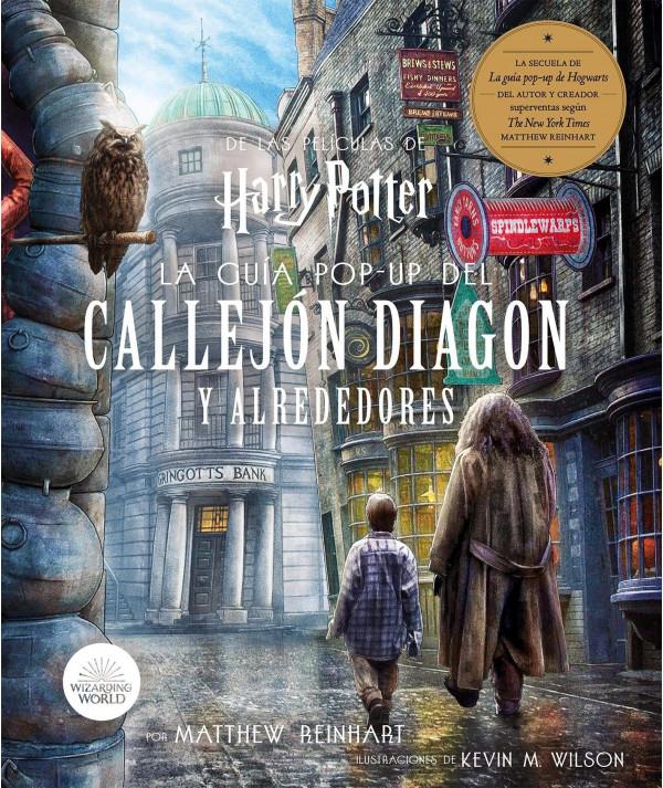 Harry Potter: La Guía POP-UP del Callejo Diagon y Alrededores Juvenil