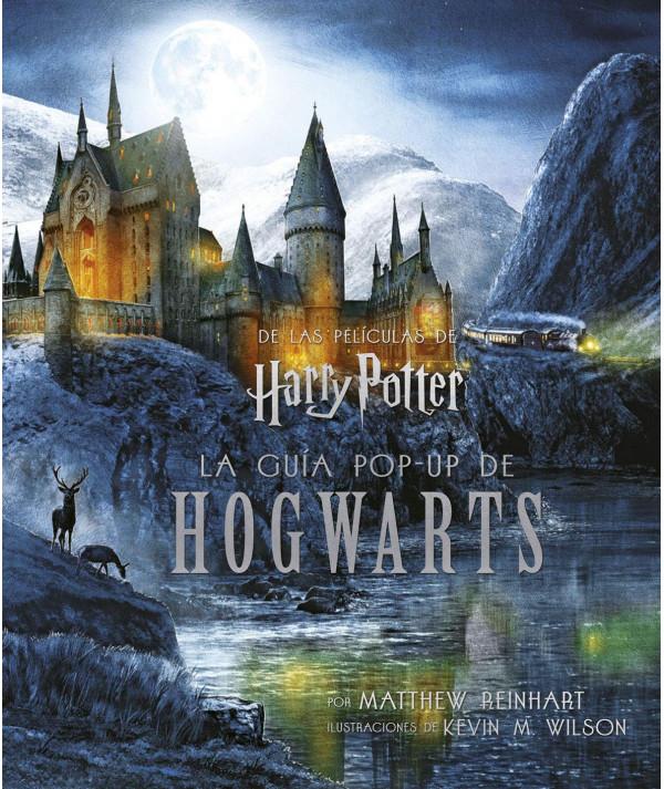 Interiores de Harry Potter: la guía pop-up de Hogwarts Juvenil
