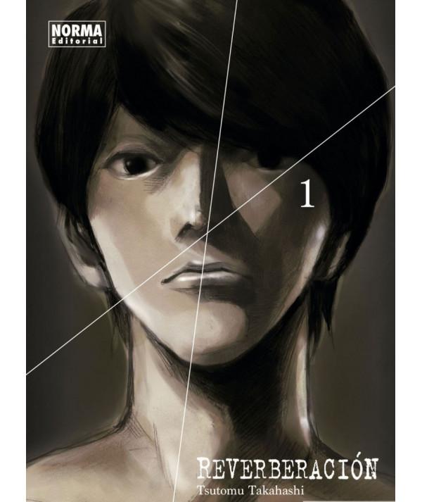 Reverberación 1 (Ed. Especial + postal) Comic y Manga