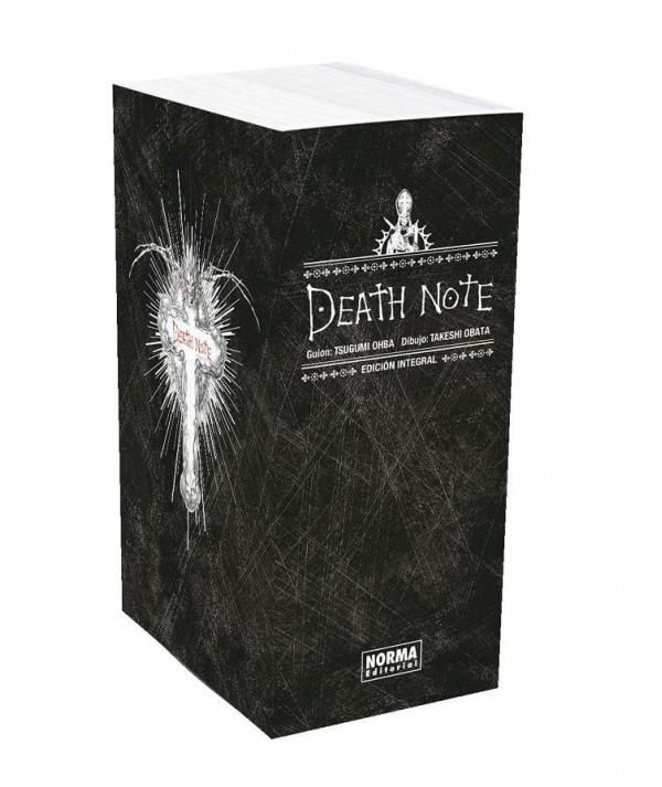 DEATH NOTE INTEGRAL Comic y Manga
