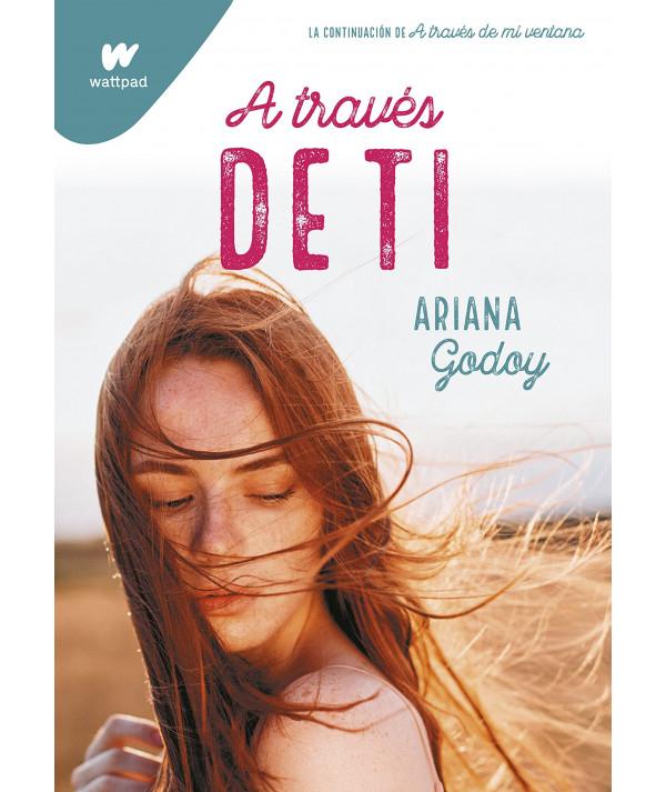A través de ti. Adriana Godoy Novedades
