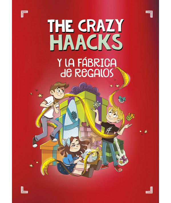 The Crazy Haacks y la fábrica de regalos Infantil