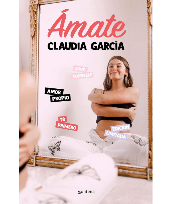 AMATE. CLAUDIA GARCIA Juvenil