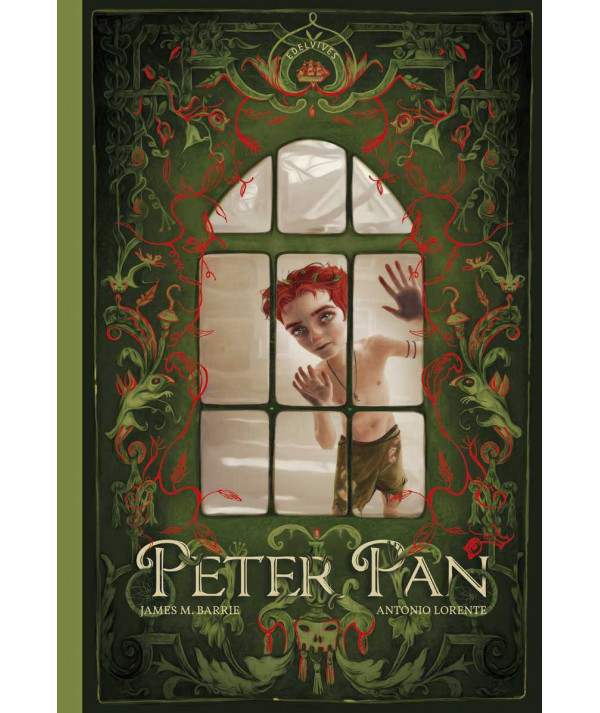 PETER PAN. James Barrie Infantil