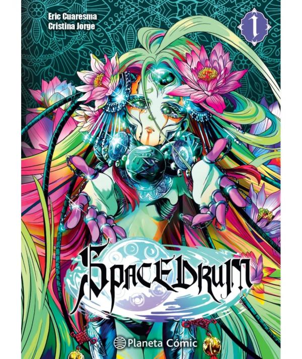 SpaceDrum 1 Comic y Manga