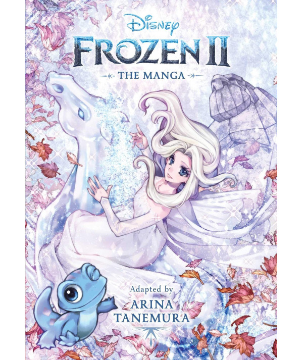 Frozen II (manga) Comic y Manga