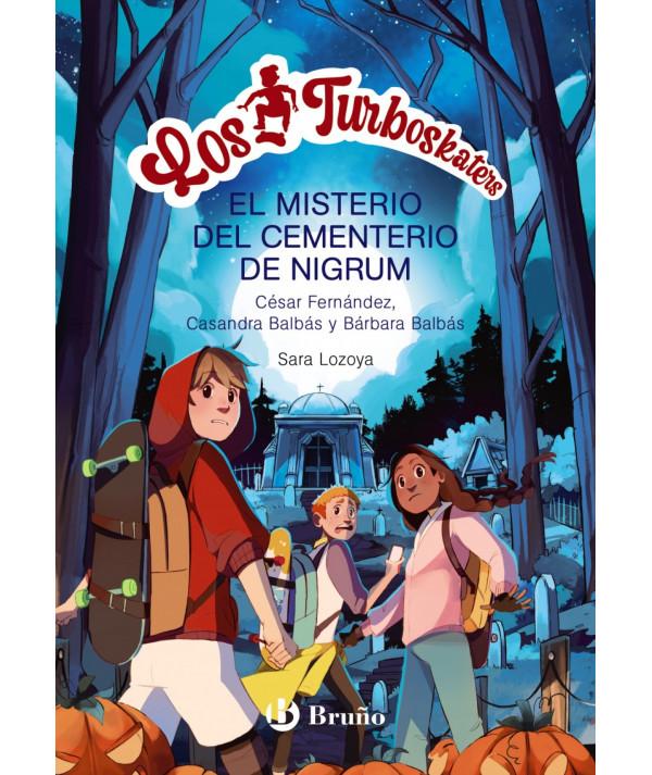 Los Turboskaters, 2. La leyenda del cementerio de Nigrum Infantil